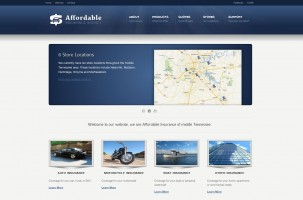 Affordable Insurance Website