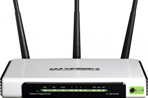 Converting a TP-Link TL-WR1043ND to DD-WRT